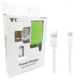 Caricatore Tecno AC/TYPE C TC-CHARGE-03