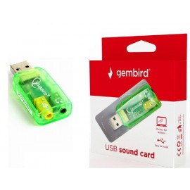 SCHEDA AUDIO USB ESTERNA VIRTUS