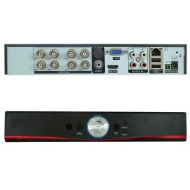 DVR AHD 8CH H.264 SECURITY HD VGA/HDMI EACH