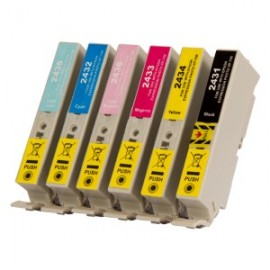 14Ml Compatible for Epson XP530/XP630/XP635/XP83033XLC