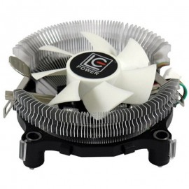 Dissipatore CPU Intel Socket LGA 1150 1151 1155 1156 775 AMD FM1/2 AM2+ AM3+ AM4 LC-Power LC-CC-85
