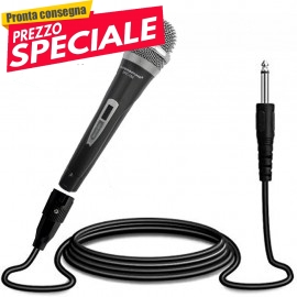 Microfono Professionale SUPERSOUND SFC