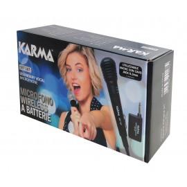 Microfono - Karma Italiana