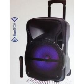 Cassa KARAOKE + MICROFONO Bluetooth