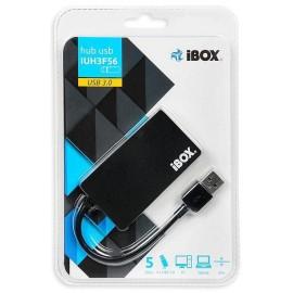 HUB I-BOX USB3.0 4 PORTE