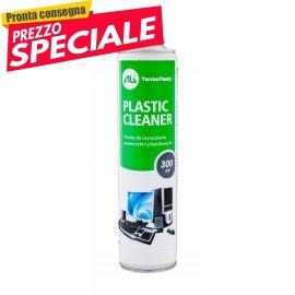 Schiuma spray per pulire superfici in plastica 300 ml AG (verde)