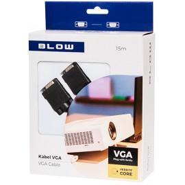 Connessione VGA-VGA 15m BOX