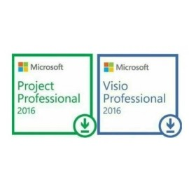 OFFICE VISIO & PROJECT 2016 PROFESSIONAL - Rigenerata