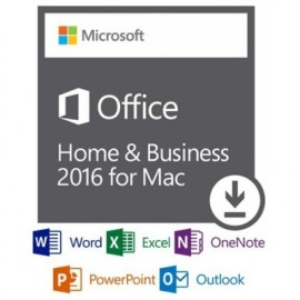 OFFICE 2016 HOME & BUSINESS MAC - Rigenerata