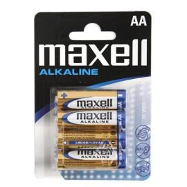 Batterie Stilo blister x4 maxell