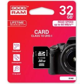 Scheda SD 32GB SDHC Goodram
