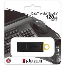 FLASH USB3.2 128GB KINGSTON EXODIA