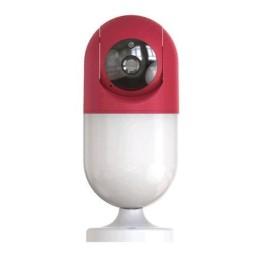 IP CAM 5 MP + SNAP LAMP da interno