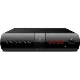 DECODER DIGITALE TERRESTRE DVB-T3 DECODER TV SCART HDMI 1080p 4K H.264