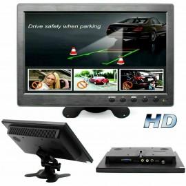 Monitor HDMI Schermo LCD TFT 10.1 POLLICI 1080p Altoparlante VGA BNC USB