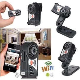 MINI TELECAMERA WIFI Q7 HD IP SPY