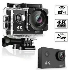 Fotocamera action cam ultra HD 16MP WiFi 4K
