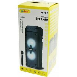 Cassa Speaker Portatile Wireless Con Diverse Funzioni Per Casa