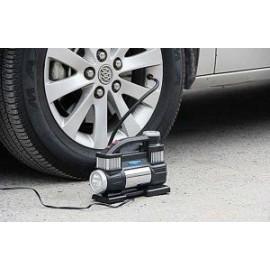 Mini compressore aria x gonfiare ruote