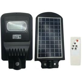 Lampione LED SOLARE 30W