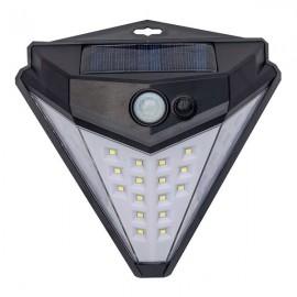 Applique Solare 38 led Esterno con Sensore di Movimento