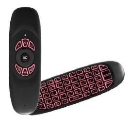 Telecomando universale controllo remoto air mouse
