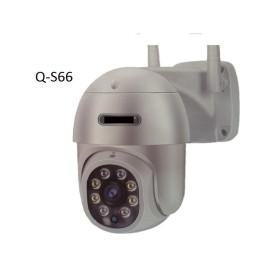 Cam 5 mpx esterna con riconoscimento facciale