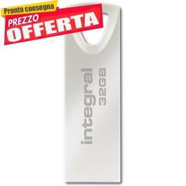 Pen drive USB 32 GB acciaio ARC