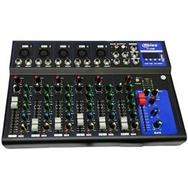 Mixer Controller Audio Professionale 7 canali USB