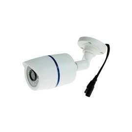 Finta camera in plastica con illuminatori infrarossi