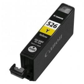 Cartuccia CANON compatibile CLI 526 Giallo CON CHIP Tekna