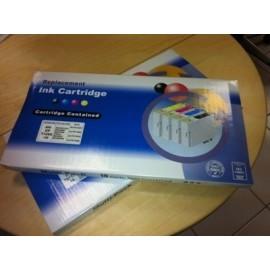BOX 10 CARTUCCE 1281 - 1282 - 1283 - 1284 Tekna