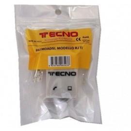 FILTRO ADSL TECNO RJ11