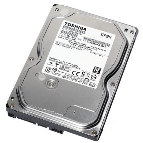 Hard Disk 3,5 1000GB Toshiba SATA 3