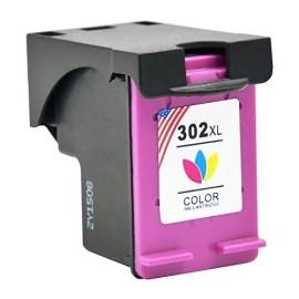hp 302 colore per HP 3830,3832,4650,1110,2130,3630,4520F6U67AE-330P
