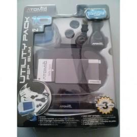 UTILITY PACK PSP Slim 10 IN 1 - Atomic