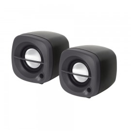 OMEGA SPEAKERS 2.0 OG-15 6W BLACK USB