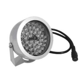 Illuminatore infrarosso 48 led faro CCTV