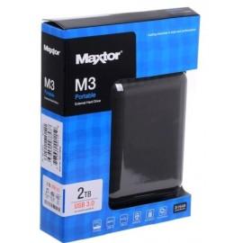 HDD ext. 2,5 2TB Maxtor USB3.0 M201TCBM