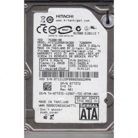 Hard Disk Hitachi Usato 80GB 2.5 SATA