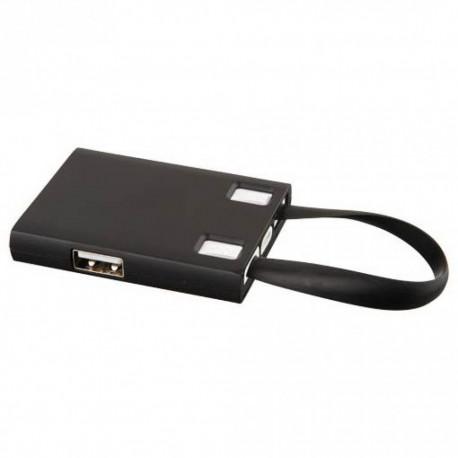 Hub USB e cavo ricarica smartphone 3 in 1 - OEM
