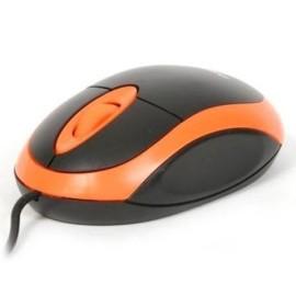 Mouse Usb 1200 Dpi Omega ORANGE
