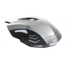 Mouse Usb 1200 Dpi Omega yellow