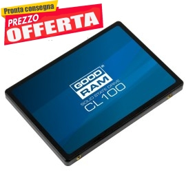 """SSD 480GB CL100 SATA 3 2.5"""""""