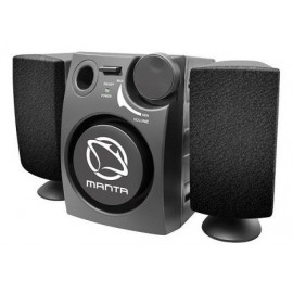Speakers 2.1 SPK213 manta