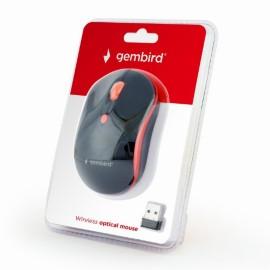 Mouse ottico wireless, Nero