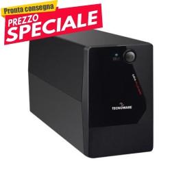 UPS ERA PLUS 800 va Tecnologia Line Interactive Teknoware