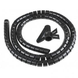 Spirale Avvolgi Cavo Flessibile 1.8 MT