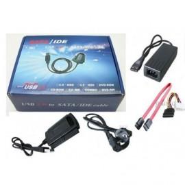 Adattore Convertitore USB 2.0 to Sata/Ide