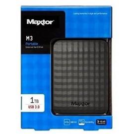 HDD ext. 2,5 1TB Maxtor USB3.0 M101TCBM